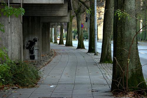 Street ArtinBergen. Изображение № 1.