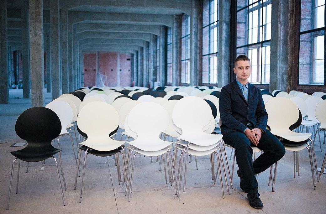 Максим Балабин о том,  как дизайн помогает избавиться от ненужного. Изображение № 3.