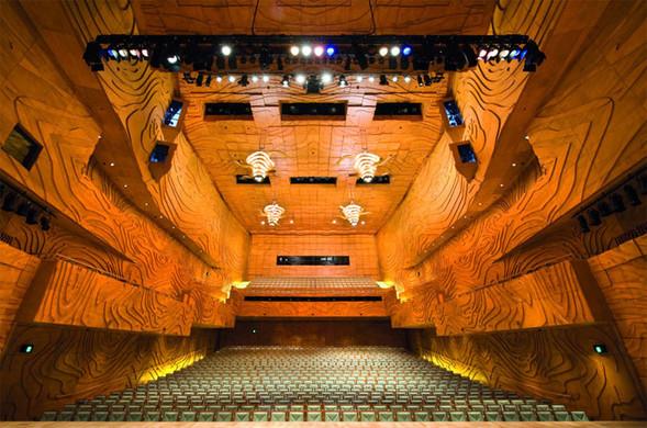 Театр вМельбурне. Изображение № 8.