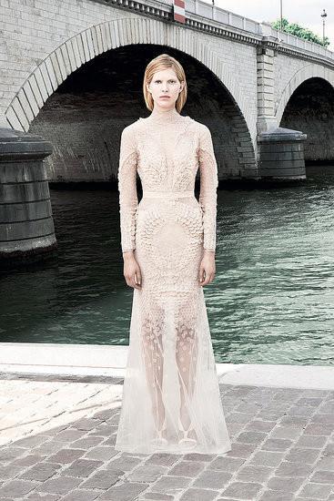 Изображение 8. Показана новая кутюрная коллекция Givenchy.. Изображение № 13.