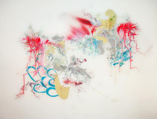 Точка, точка, запятая: 10 современных абстракционистов. Изображение № 30.