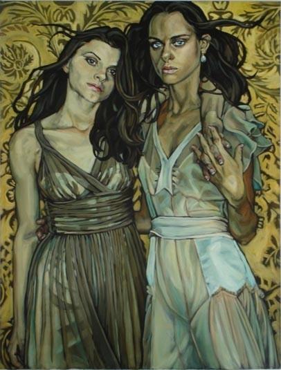 Belinda Eaton. Живые портреты. Изображение № 17.