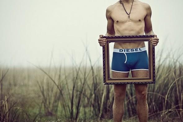 Кампания: Diesel Fall 2011 Underwear. Изображение № 29.