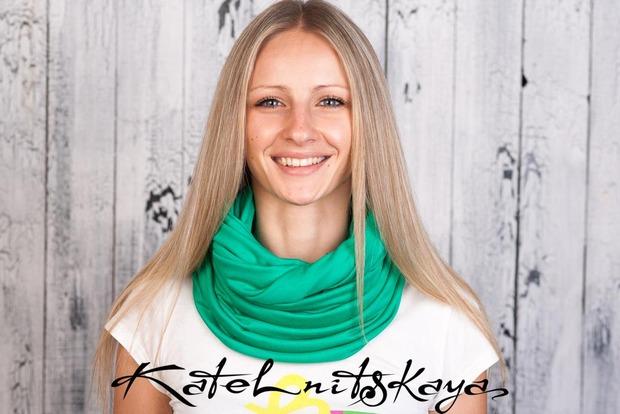 Осенняя коллекция ярких шарфов-снудов. Изображение № 23.