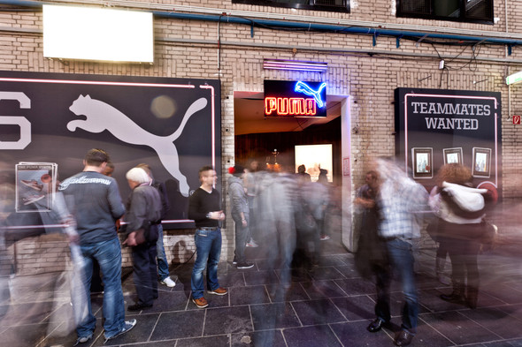 Puma A/W 2012 at Bread & Butter Berlin. Изображение № 11.