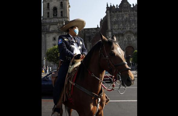 Свиной грипп вМексике. Изображение № 3.