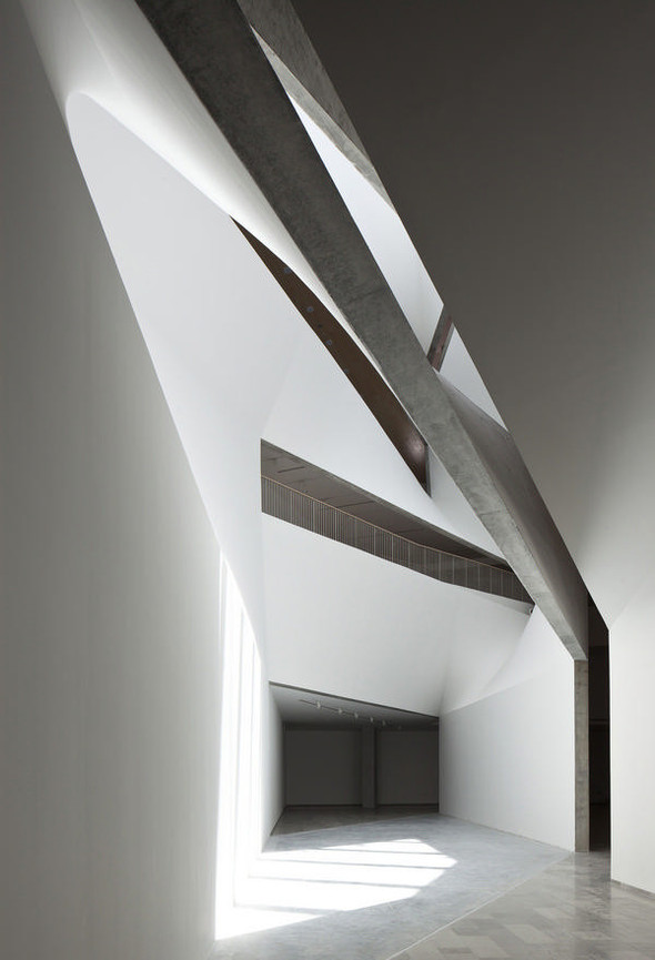 Гиперболический параболоид: новое слово в музейном строительстве. Изображение № 9.