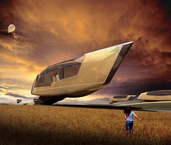 Мечты о другой жизни: Архитектура на грани реальности. Изображение № 40.