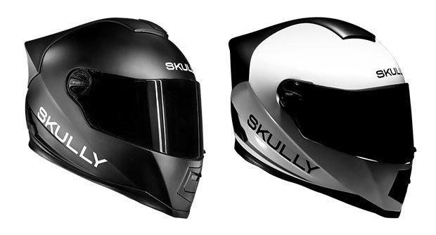 «Умный» мотоциклетный шлем собрал 870 тысяч долларов за два дня . Изображение № 5.