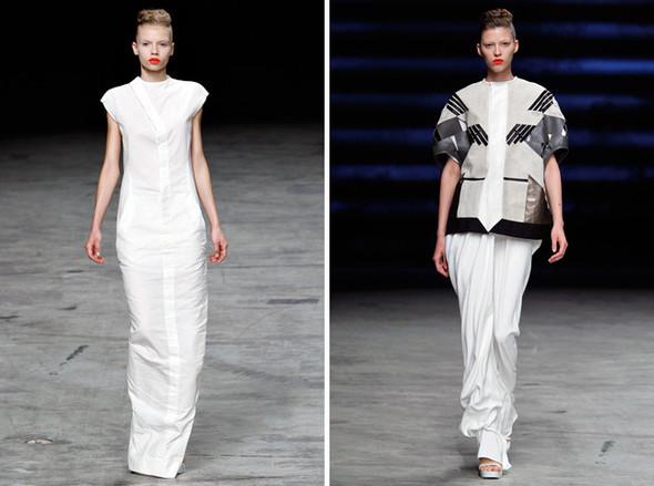Показы Paris Fashion Week SS 2012: День 3. Изображение № 10.