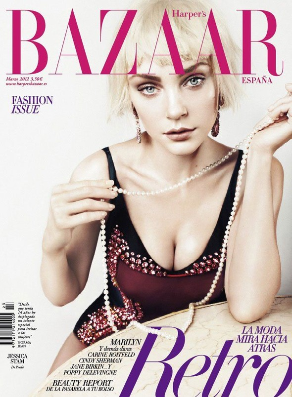 Обложки: Harper's Bazaar, L'Officiel, The Gentlewoman и другие. Изображение № 1.
