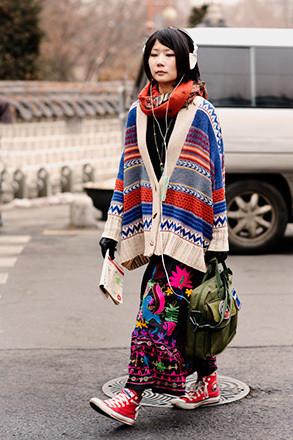 Фотография из блога Thesartorialist.blogspot.com . Изображение № 3.