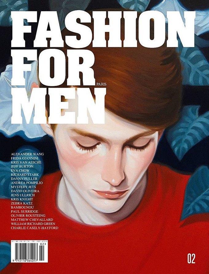 Vogue, Fashion For Men и Man About Town показали новые обложки. Изображение № 4.
