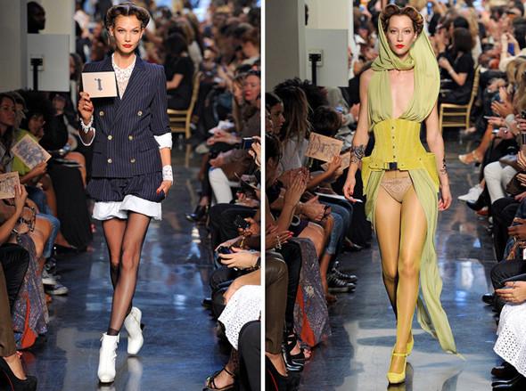 Показы Paris Fashion Week SS 2012: День 5. Изображение № 8.
