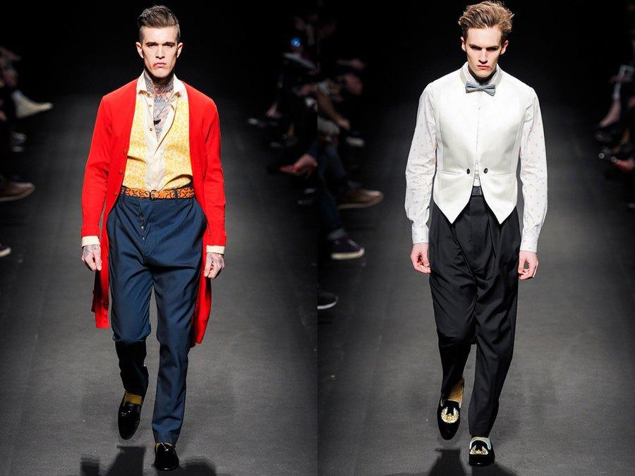 Milan Fashion Week:  День 2. Изображение № 31.