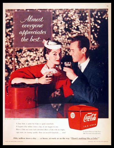 Изображение 63. Coca-cola – История бренда, история рекламы.. Изображение № 63.