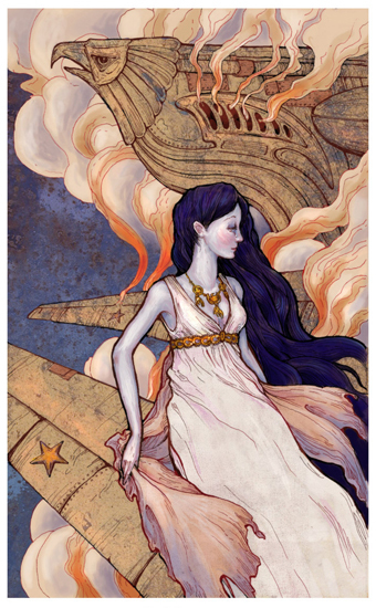 Сказочный мирErin Kelso. Изображение № 14.