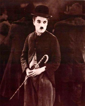 Изображение 9. «БЫТЬ САМИМ СОБОЙ». В память о Чарли Чаплине.. Изображение № 11.