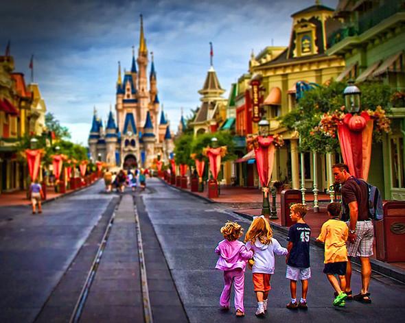 Мир Disneyland. Изображение № 5.