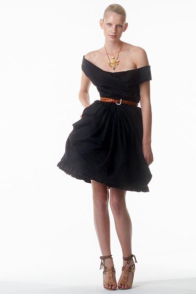 Лукбук: Vivienne Westwood Anglomania SS 2012. Изображение № 14.
