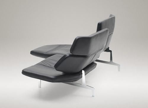 «Скоростной» диван DS-480 от de Sede. Изображение № 3.
