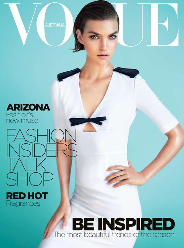 Обложки Vogue: Австралия, Португалия и Япония. Изображение № 2.