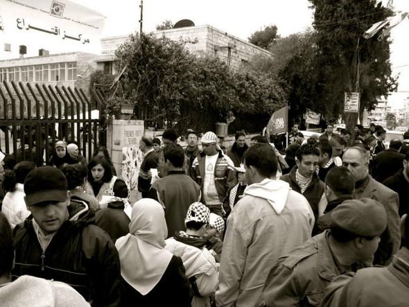 100 лет выборов в документальных фотографиях. Изображение № 63.