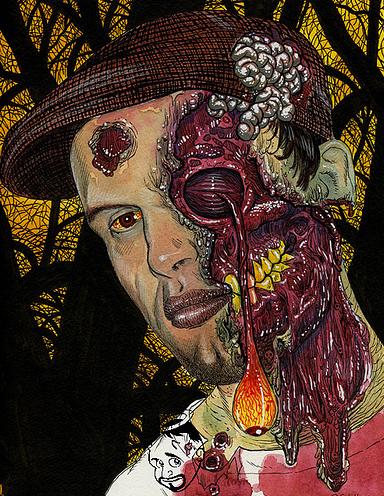 Зомби-портреты. Модно, качественно инедорого. Изображение № 9.