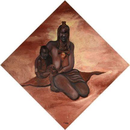 Изображение 4. Педро Яба - Искусство из Африки.. Изображение № 4.