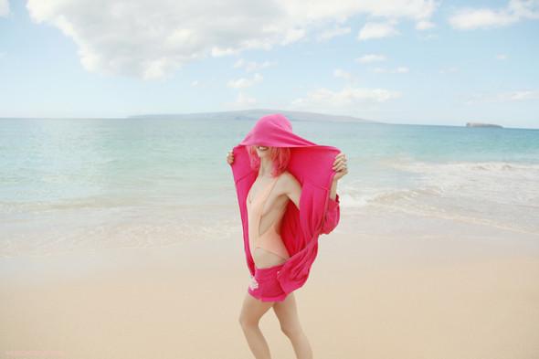 Лукбук: Шарлотта Фри для Wildfox SS 2012. Изображение № 32.