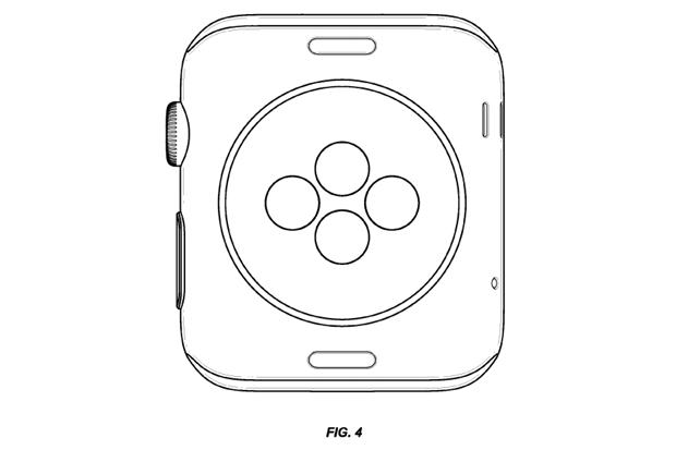 Apple запатентовала внешний вид Watch. Изображение № 4.