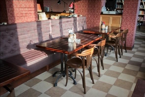 """Изображение 4. Кафе-бар """"ERNEST HEMINGWAY"""".. Изображение № 4."""