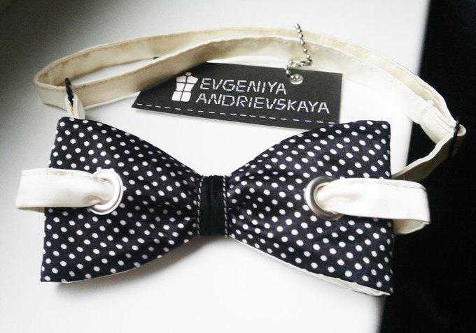 Фееричные галстуки - бабочки от дизайнера Евгении Андриевской.. Изображение №9.