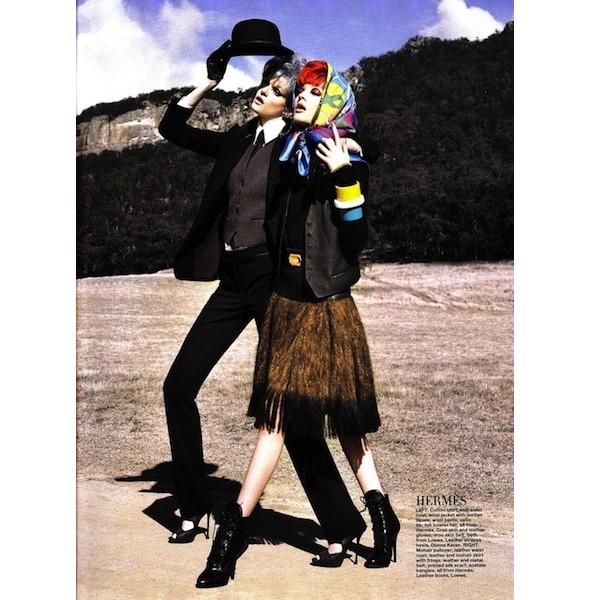 5 новых съемок: Harper's Bazaar, Qvest, POP и Vogue. Изображение № 13.