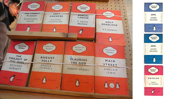 Book-Looks: Пингвины ипеликаны. Изображение № 3.