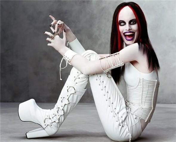 Ghoulish glamour. Готовимся к Хеллоуину. Изображение № 11.