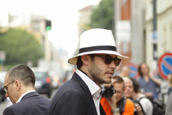 Изображение 18. Milan Fashion Week в деталях: день 1.. Изображение № 8.