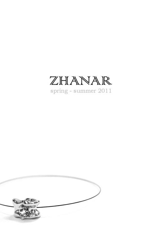 Дебют марки ZHANAR. Изображение № 8.