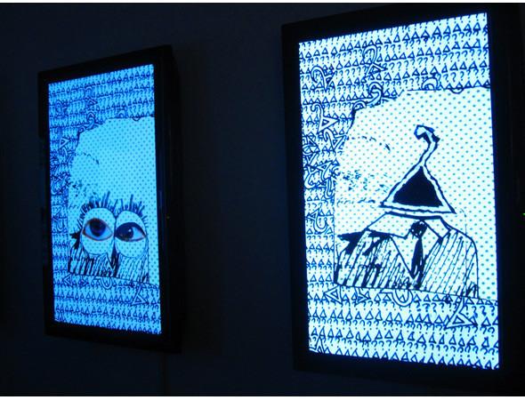 """Выставка в деталях: Молодые художники на """"Сегодня/Завтра"""". Изображение № 39."""