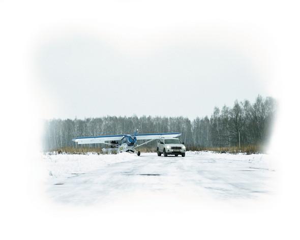 Зима в очень средней полосе. Изображение № 7.