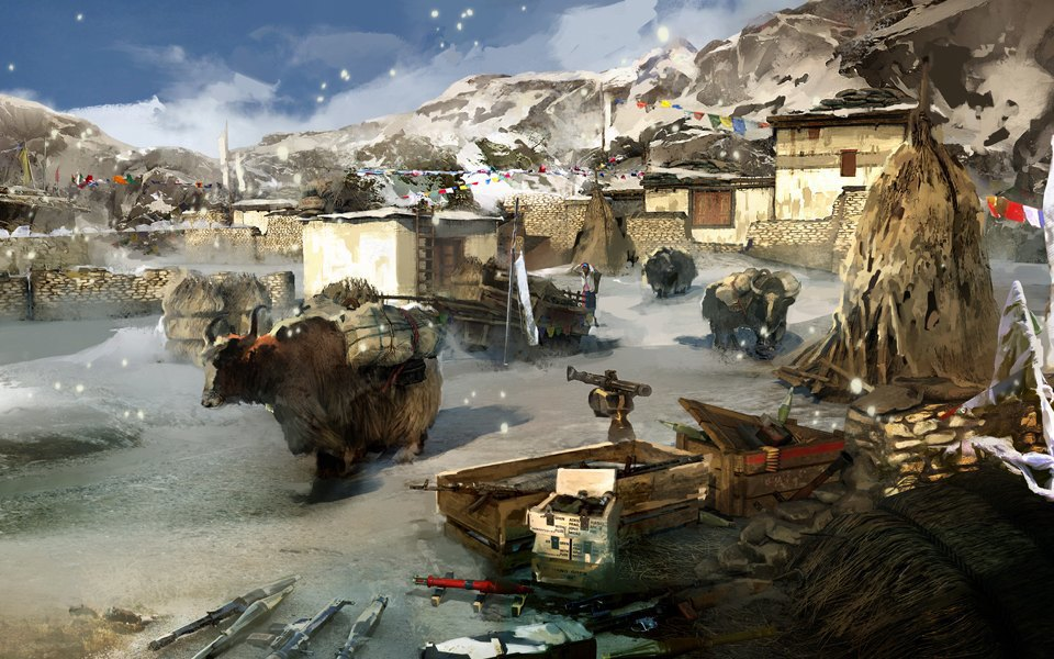 «Шахматы придумал гениальный гейм-дизайнер»: 7 вопросов сотрудникам Ubisoft. Изображение № 21.
