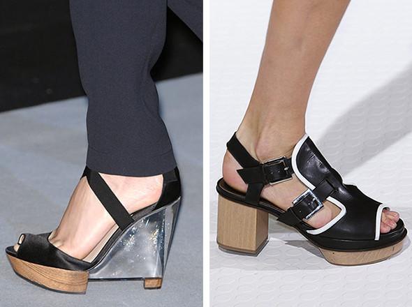 Walking in my shoes: 10 тенденций обуви весны-лета 2011. Изображение № 17.
