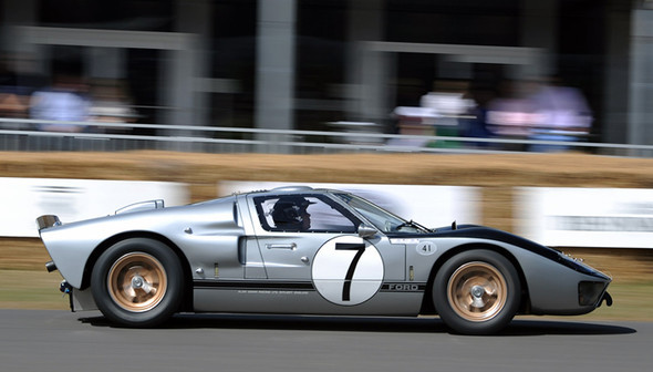 Goodwood Festival of Speed. Изображение № 26.