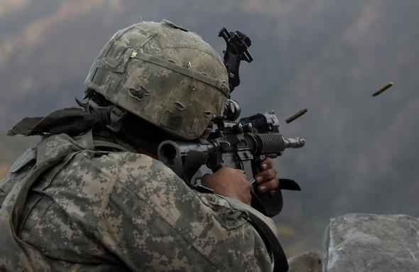 Афганистан. Военная фотография. Изображение № 289.