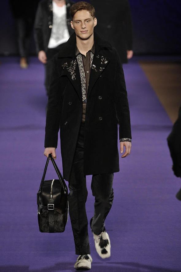 Изображение 130. Milan Fashion Week. Часть 1.. Изображение № 146.