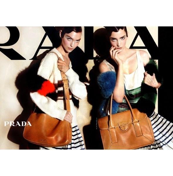 Изображение 39. Рекламные кампании: Lanvin, Prada, Balenciaga и другие.. Изображение № 17.