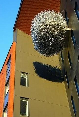 Креативные балконы. Увы, нев наших домах. Изображение № 7.