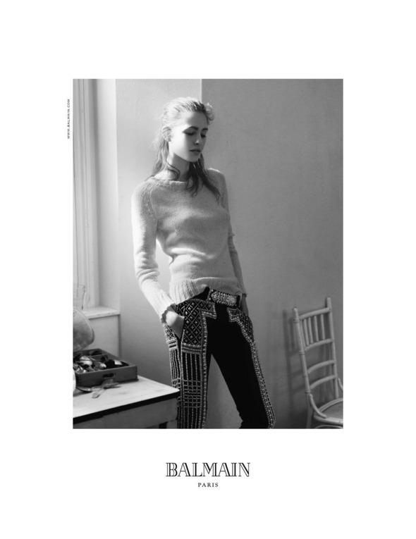 Новые кампании: Balmain, Mango, Proenza Schouler, Zara и Rag & Bone. Изображение № 4.