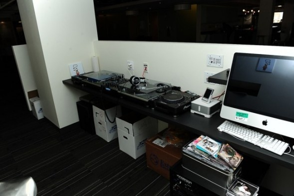 Офис Twitter вСан-Франциско. Изображение № 10.