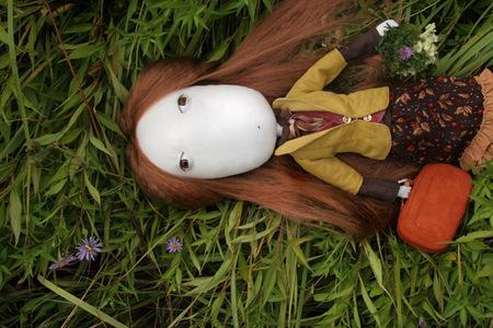 Takiyaje doll. Изображение № 4.